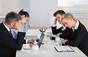 coaching professionnel - management inadapté